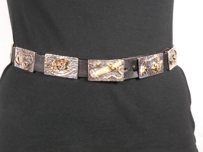 Generation Heirloom Jewelry belt 2